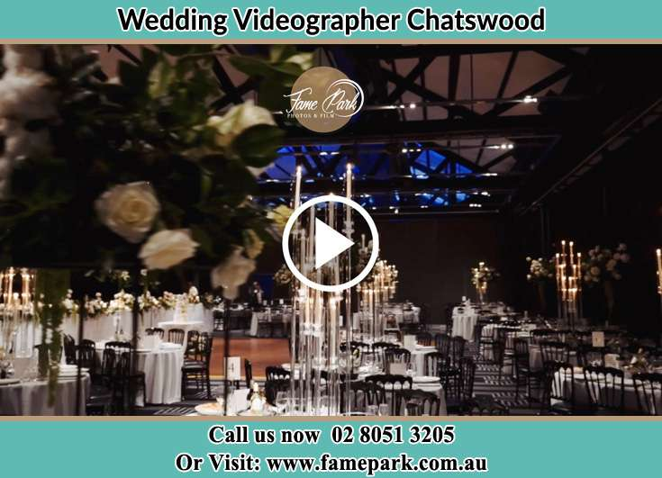 The reception Chatswood NSW 2067