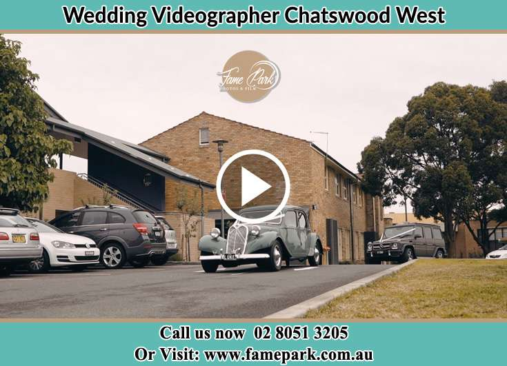 The bridal car Chatswood West NSW 2067
