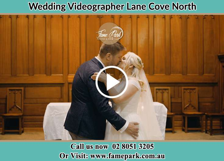 The new couple kissing Lane Cove North NSW 2066