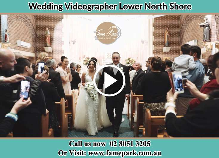 Wedding Cinematography Lower North Shore