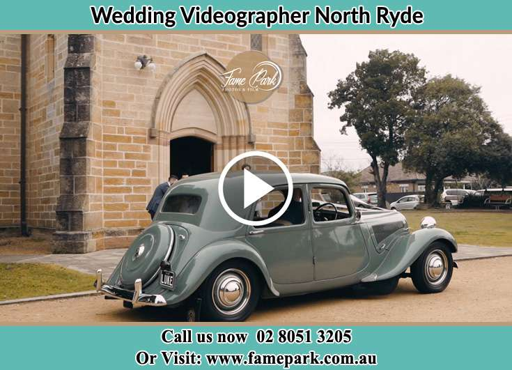 The wedding car North Ryde NSW 2113